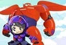 Big Hero 6: Robot Kingdom Adventure