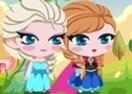 Jogos do Frozen de 2 Jogadores