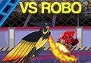 Fuzzmon vs Robo