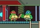 Ninja Turtles Rescue Hostage
