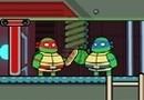 Ninja Turtles Rescue Hostage