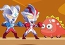 Ultraman vs Egyptian Monster